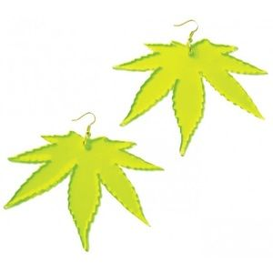 *COMING SOON* Weed Earrings